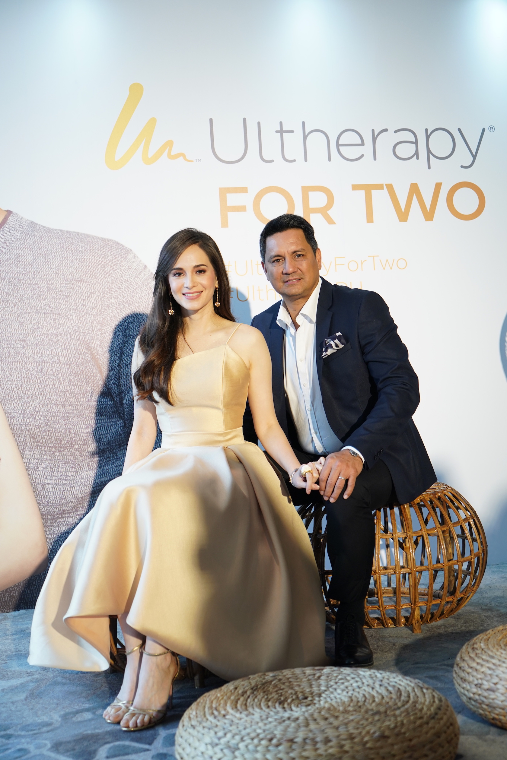 Lucy Torres and Richard Gomez swear by Ultherapy for their younger looking complexion