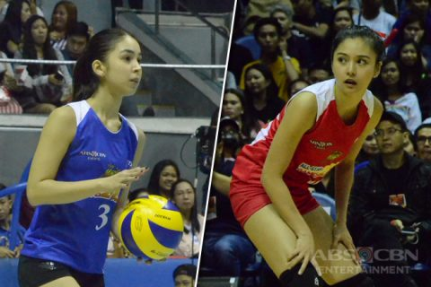 In Vollleyball Kim Chiu's team prevails over Julia's