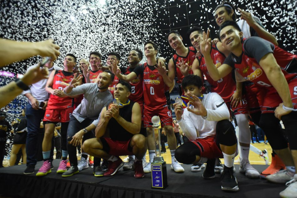 Team Star Magic steered by Gerald Anderson and Daniel Padilla is the games' champion. Anderson was also voted MVP (Most Valuable Player)