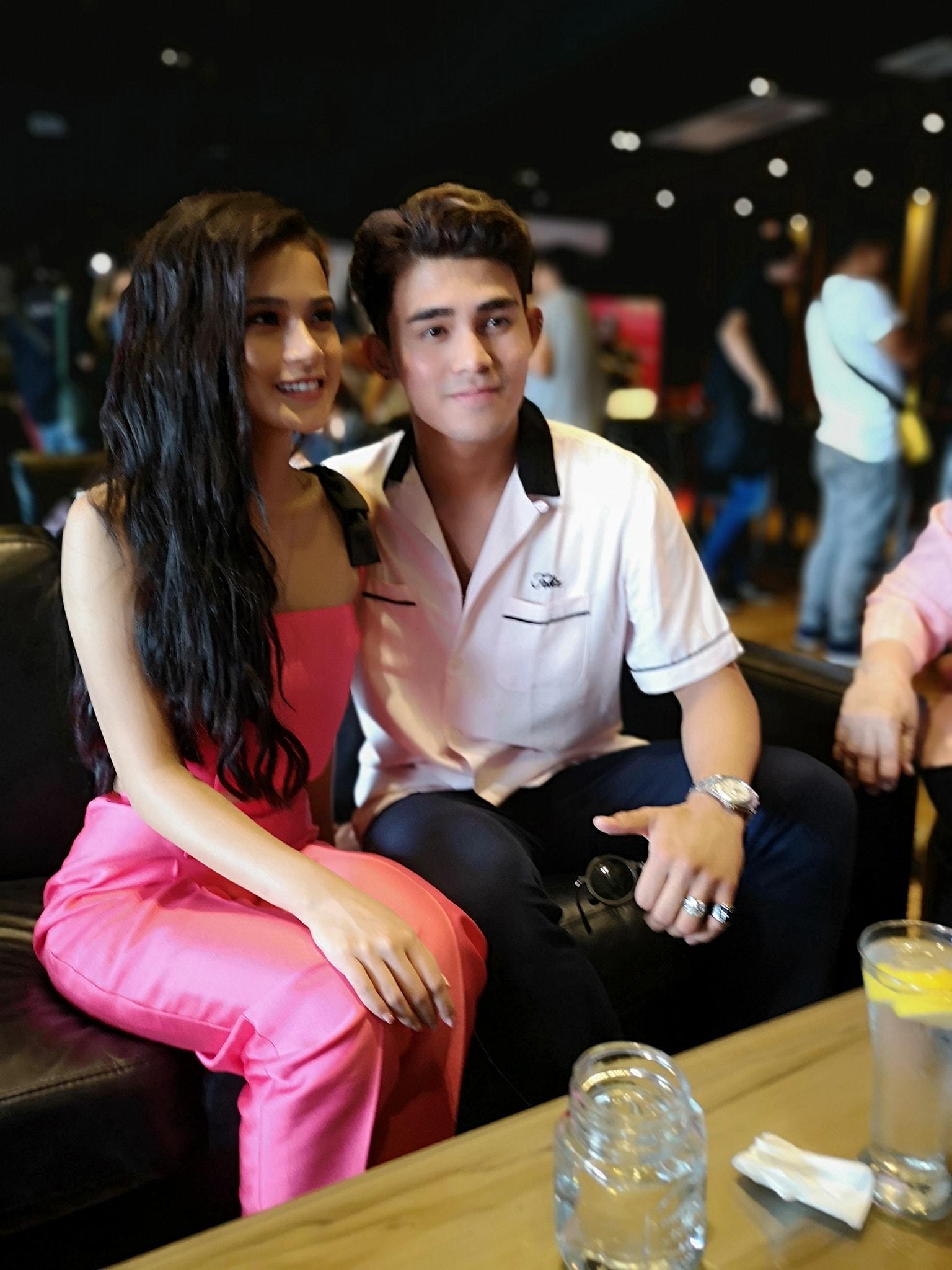 Maris Racal and Iñigo Pascual star in the film  I'm Ellenya L.