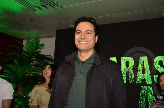 From Kapamilya to Kapuso and now back as Kapamilya, Rafael Rosell stars in  Parasite Island