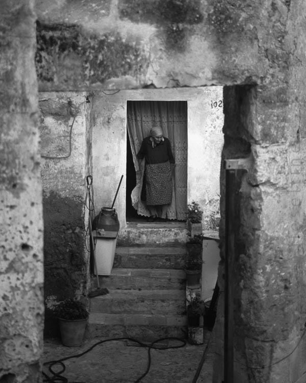 Matera, Basilicata, 1992