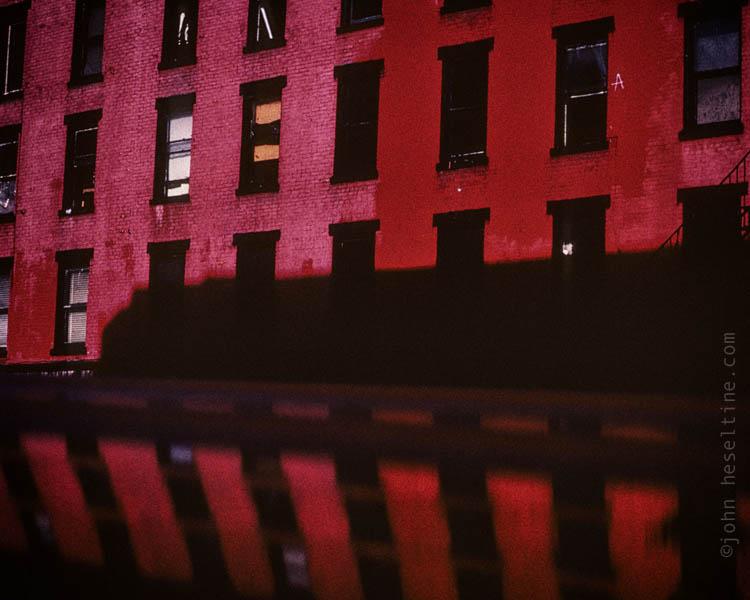 Chelsea, Manhattan, 1982
