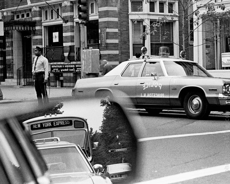 Princeton, New Jersey, 1977