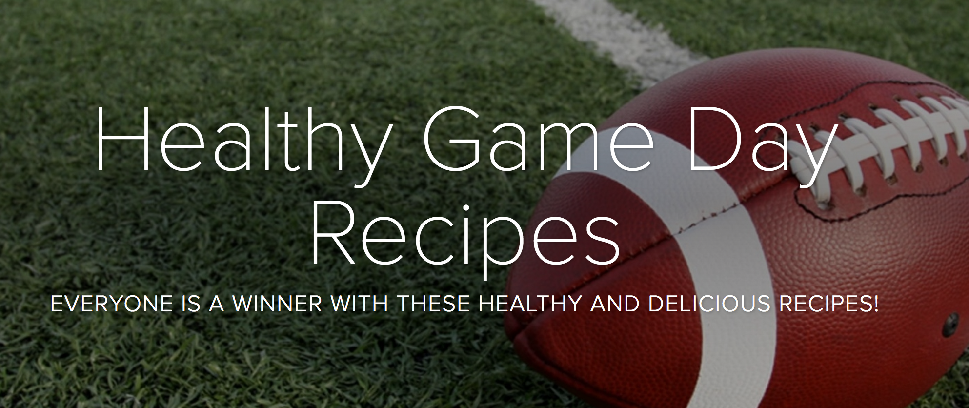 Game-day-recipes | Super Bowl | Pam Bredenkamp | Health Coach
