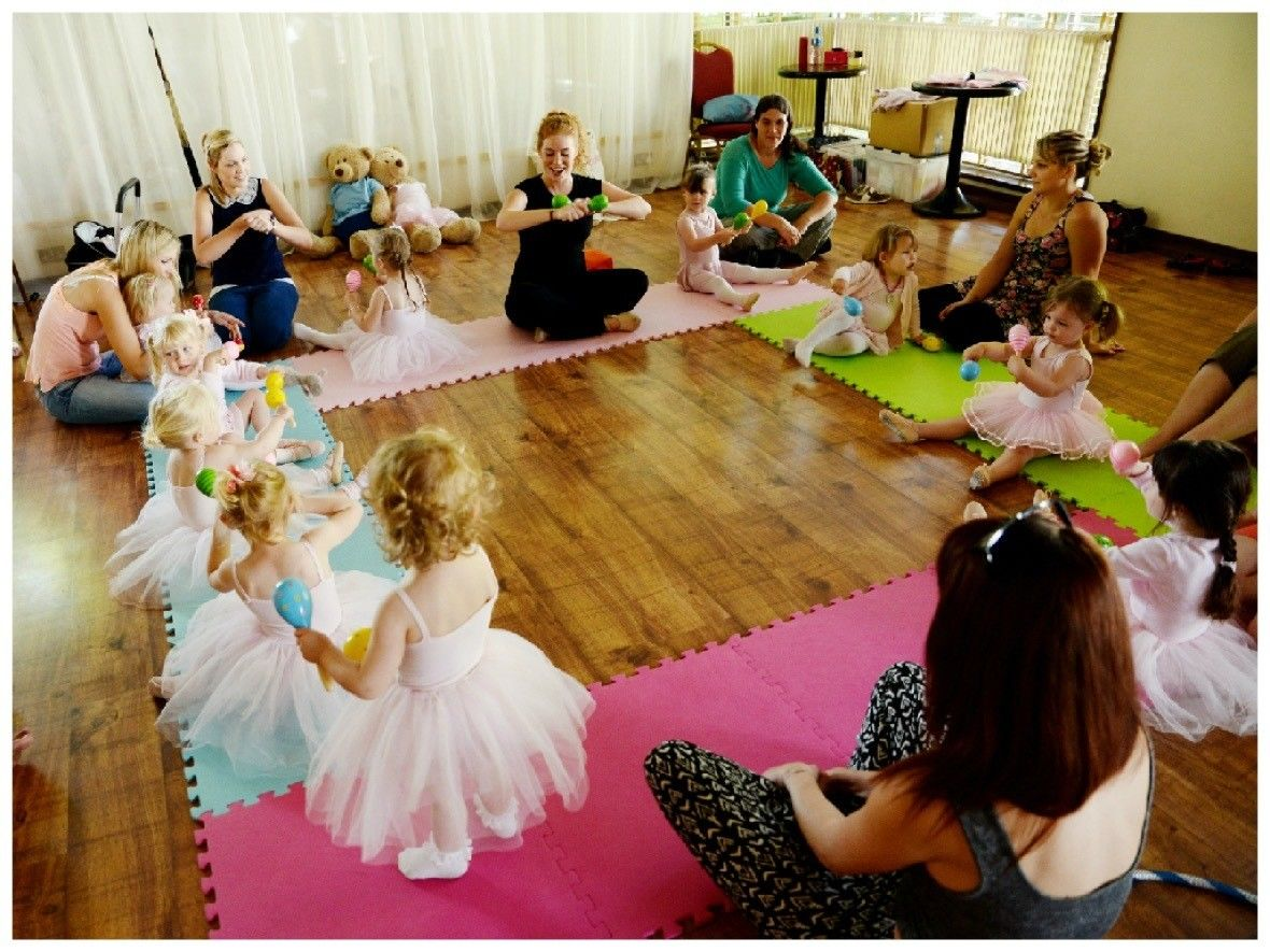Baby ballet - More here