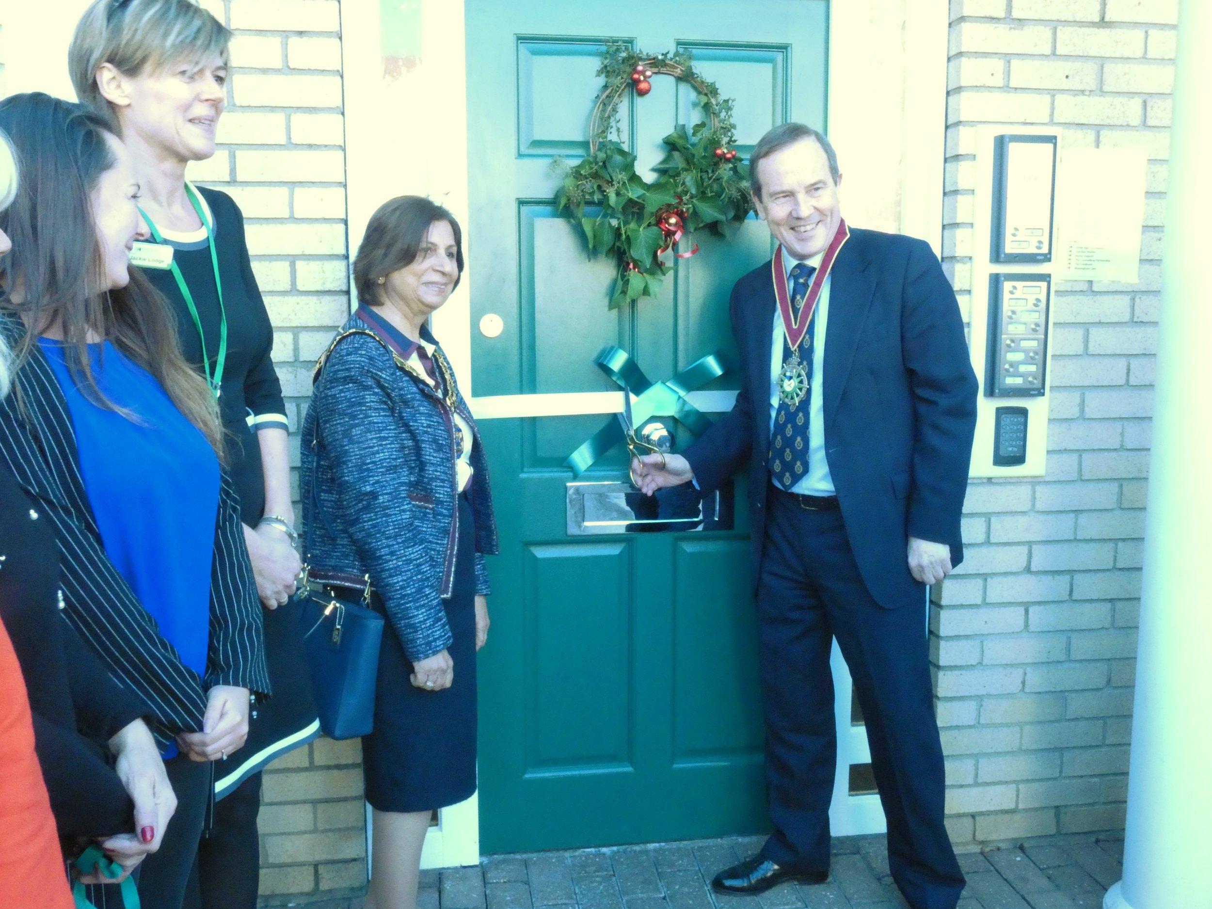 Walton Charity Charities House Opening 13 12 18.JPG