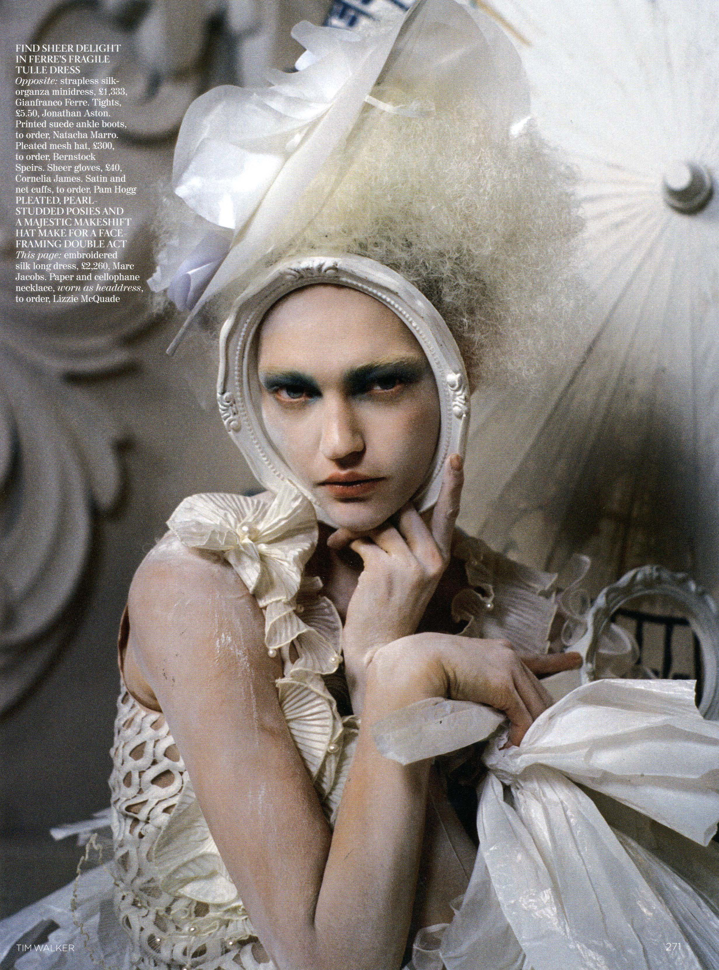 Vogue, March 2010, Kate Phelan