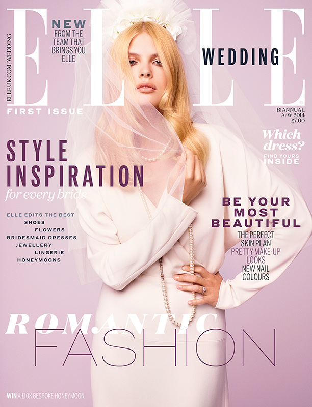 Elle Wedding, Oct 2014