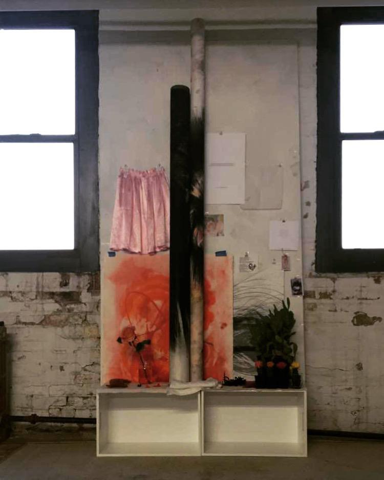 ALTAR, studio installation