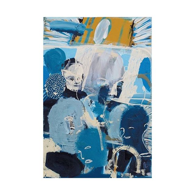 Samuel Bassett - Queuing for milk,⠀⠀⠀⠀⠀⠀⠀⠀⠀ @_sam_bassett⠀⠀⠀⠀⠀⠀⠀⠀⠀ .⠀⠀⠀⠀⠀⠀⠀⠀⠀ #lavor #lavorunlimited #onlinemuseum #contemporaryart #artwork #culture #fineart #artristoftheday #artoninstagram #painting #contemporarypainting #artoftheday #abstract #abstraction #abstarctpainting
