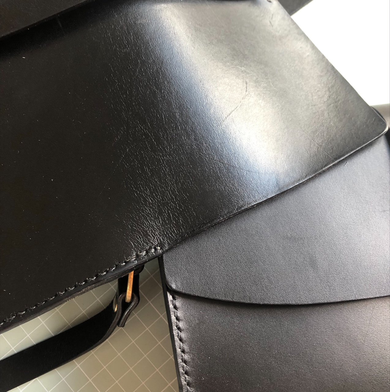 How Vegetable Tanned Leather Wears