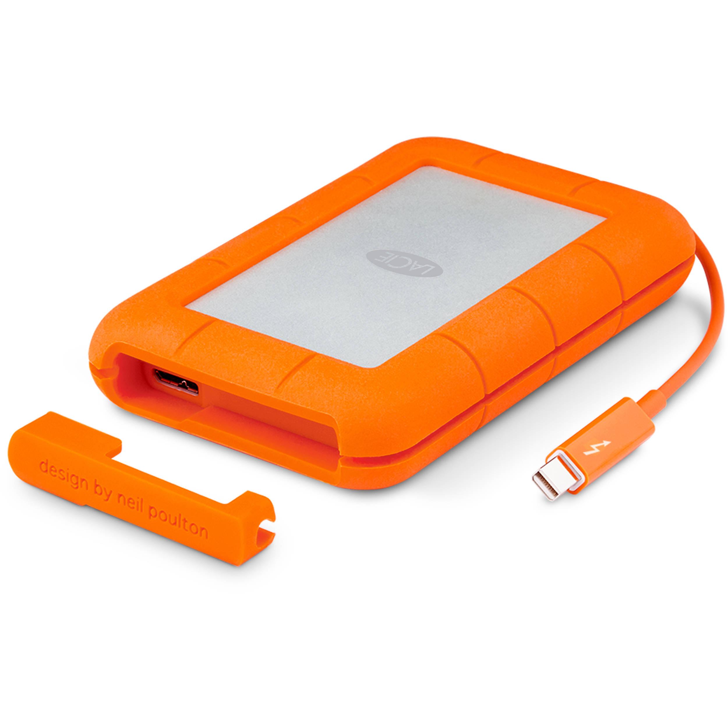 2TB portable external HDD