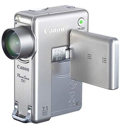 Canon Power Shot TX1