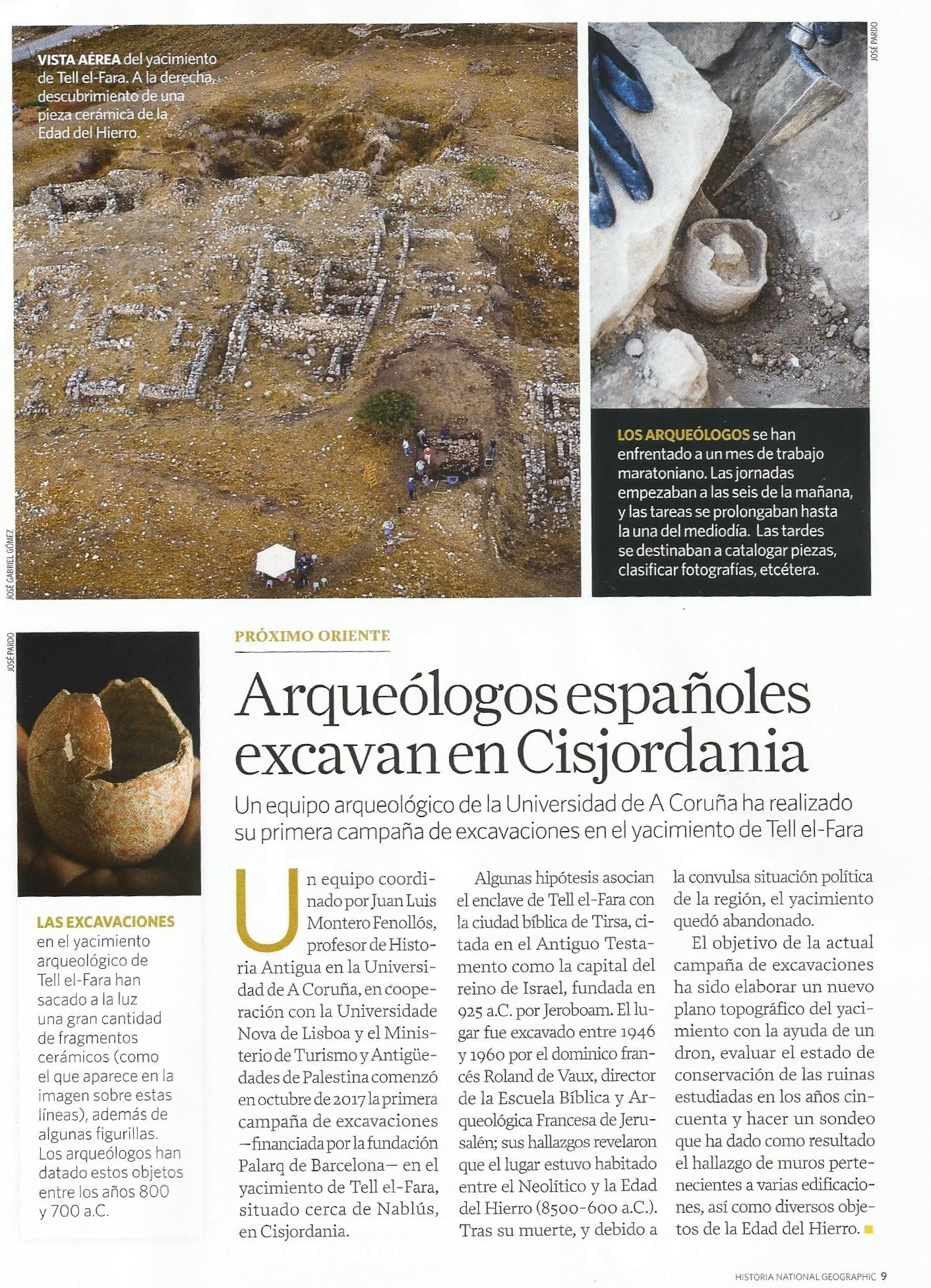 Historia National Geographic - Nº 169, page 92017