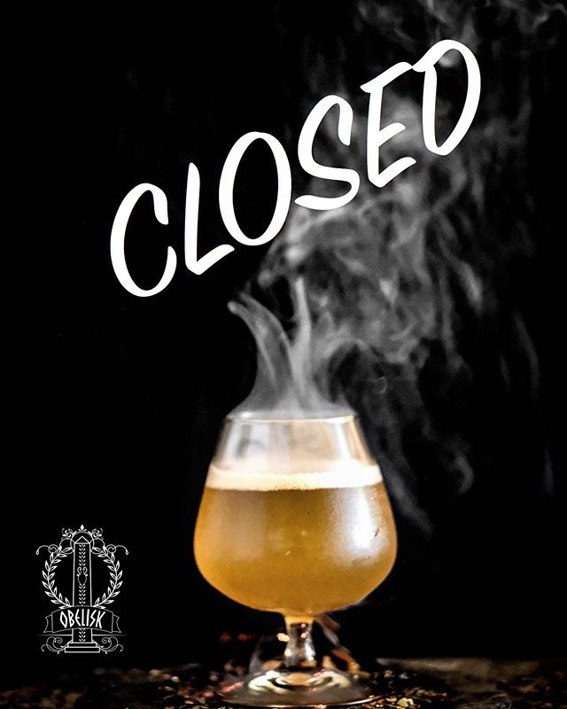 🥂To all our existing and future customers! The Obelisk will be closed from now on in order to make way for a new concept under a different name in the up coming few months! Keep a look out at our current address for something exciting! 🙌🏻We thank everyone for the great support and love you all have given us. Stay happy and healthy! 😚🙏🏻
