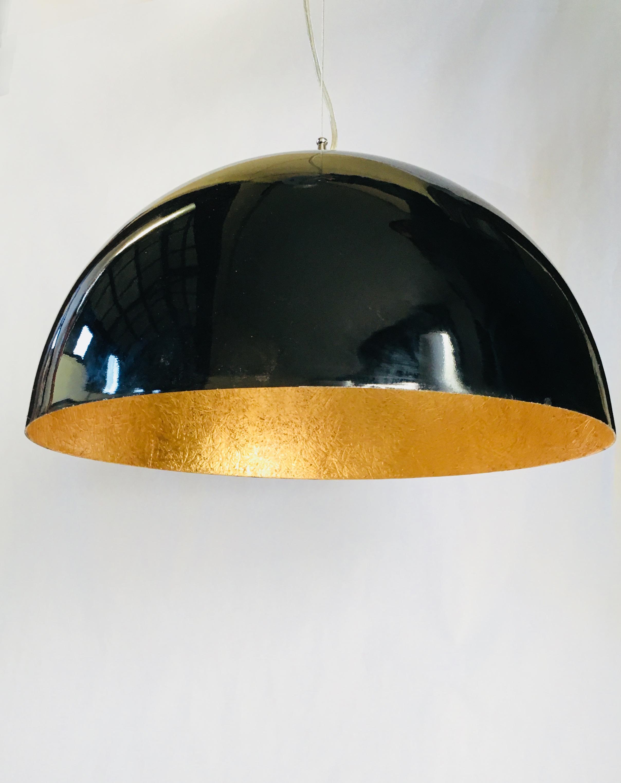 20080 Black and Gold Round Light Pendant.jpg