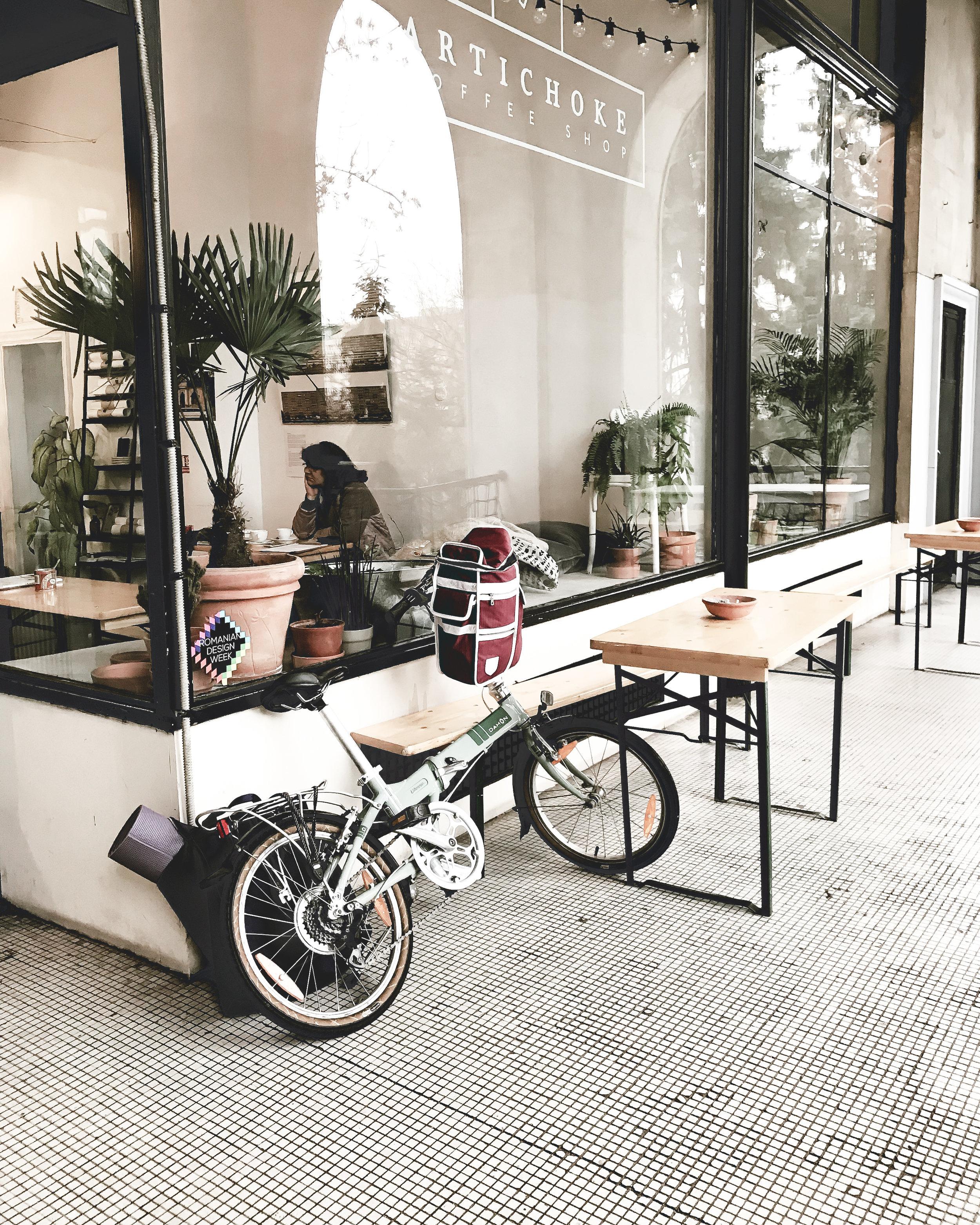 bike & unicorn friendly -