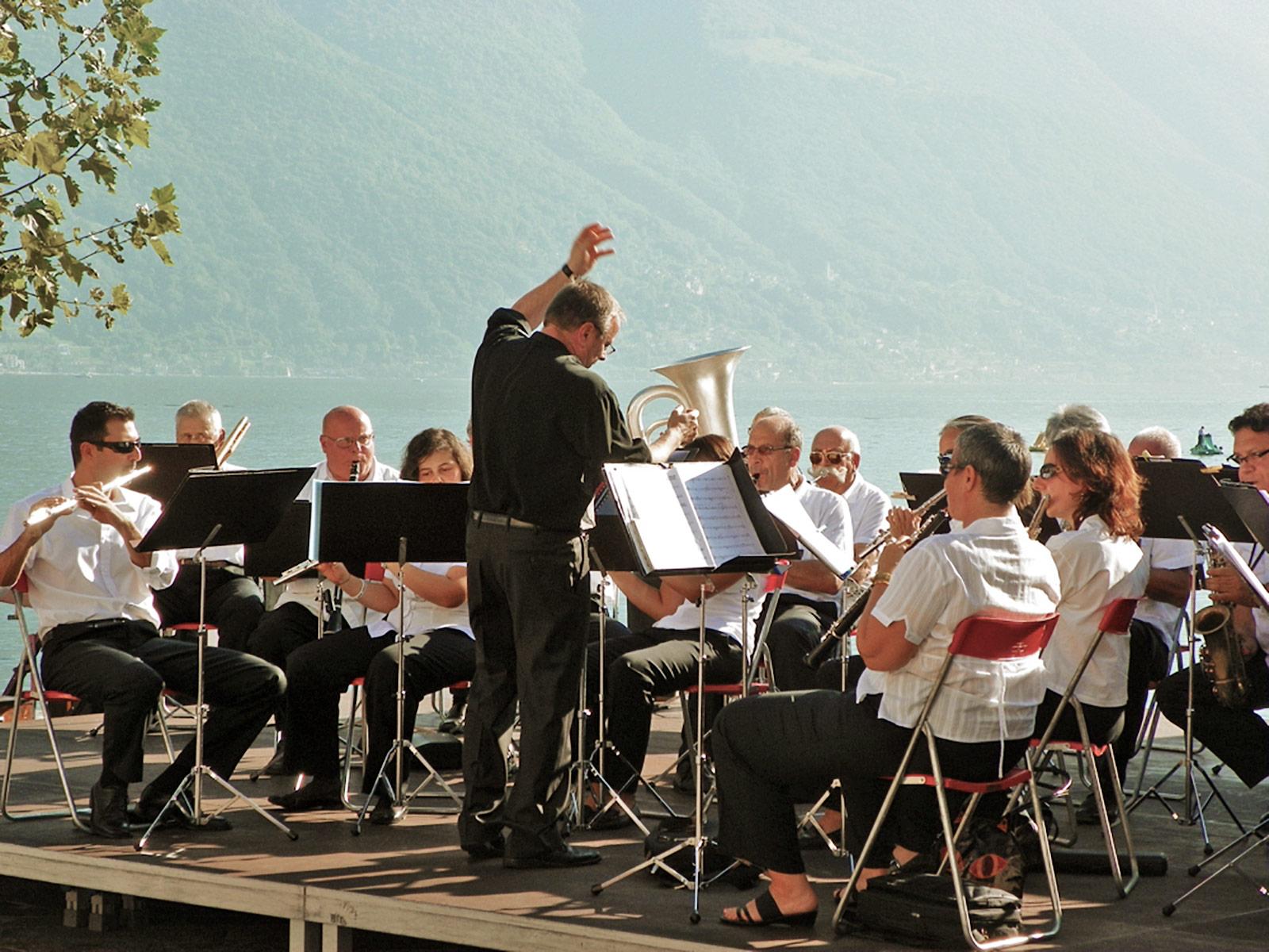 Concerto dell'Unione Filarmoniche Asconesi -