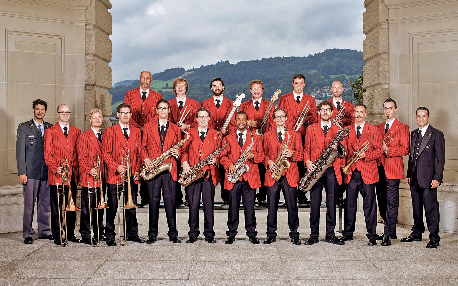 Swiss Army Big Band -