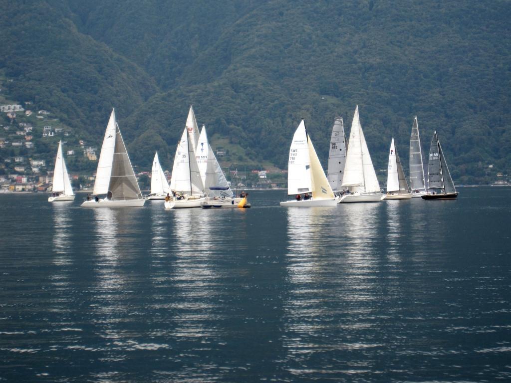 La regata del Patriziato di Ascona -