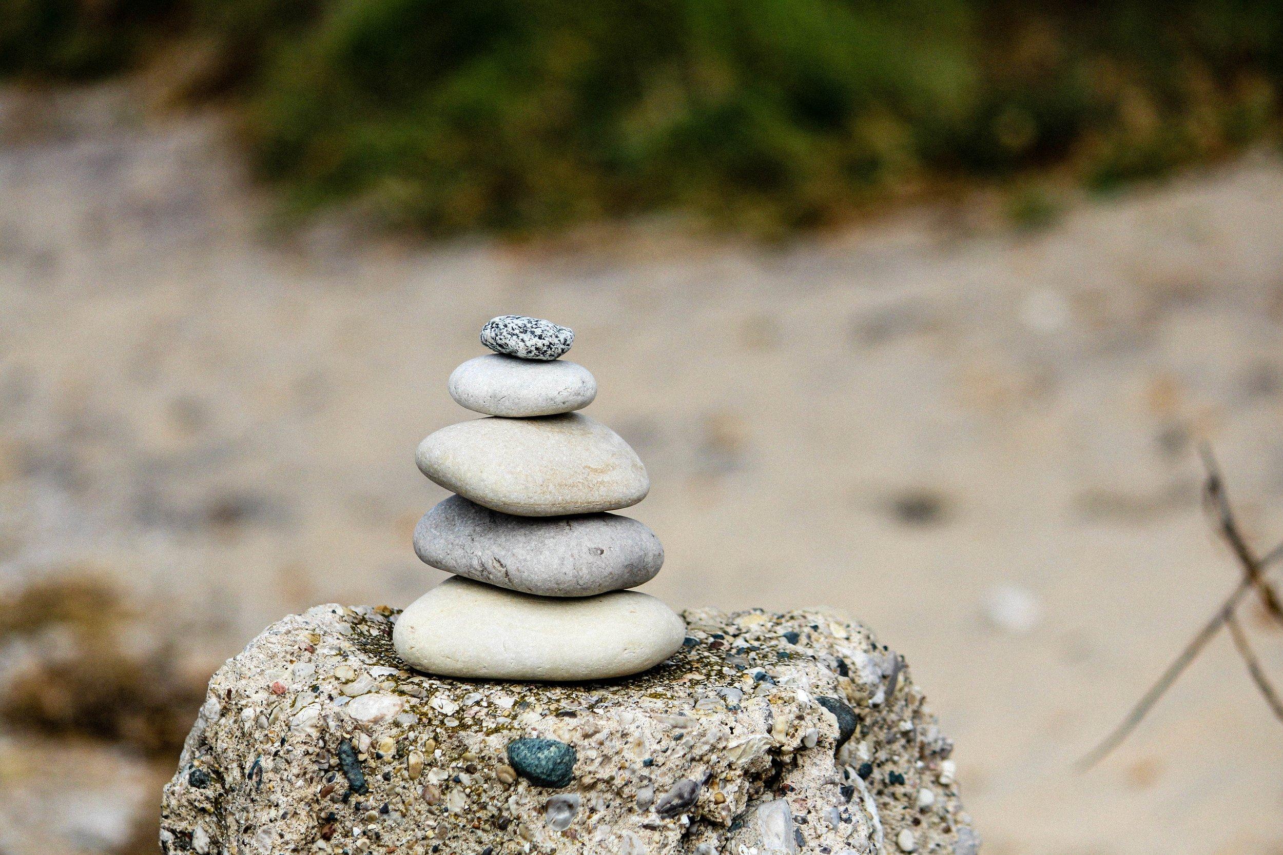 20 Minutes of De-Stressing - HEALTHY LIVING HABIT #19