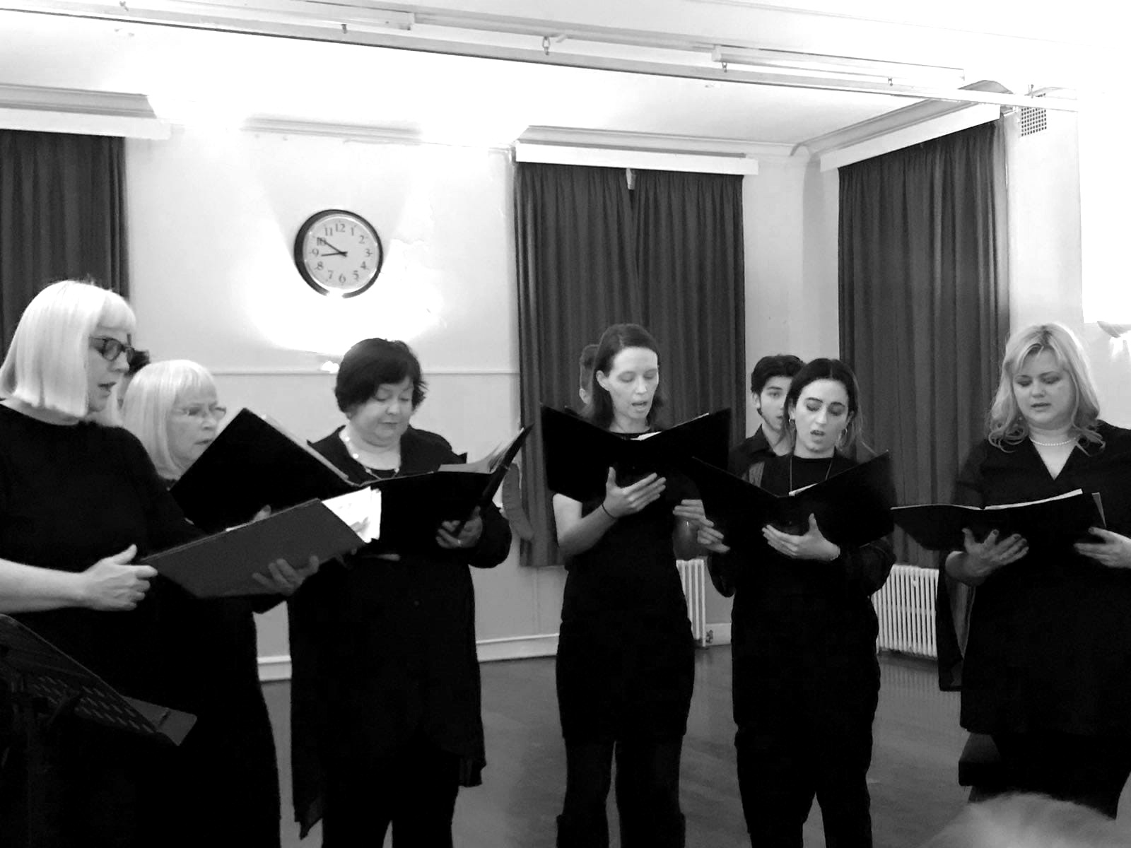 musicspace_woolwich Chamber Choir -