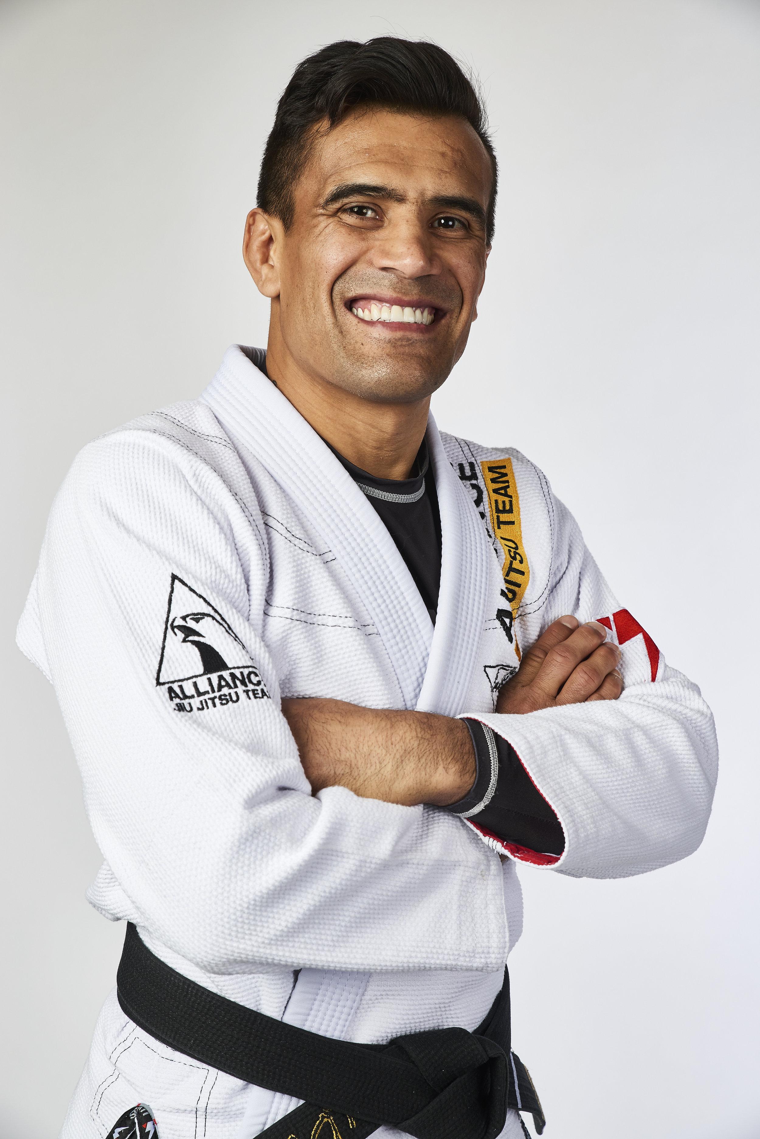 """Rubens """"Cobrinha"""" Charles Gym Manager & Head Instructor   Phone:  323-931-9953   Email:  info@cobrinhabjj.com"""