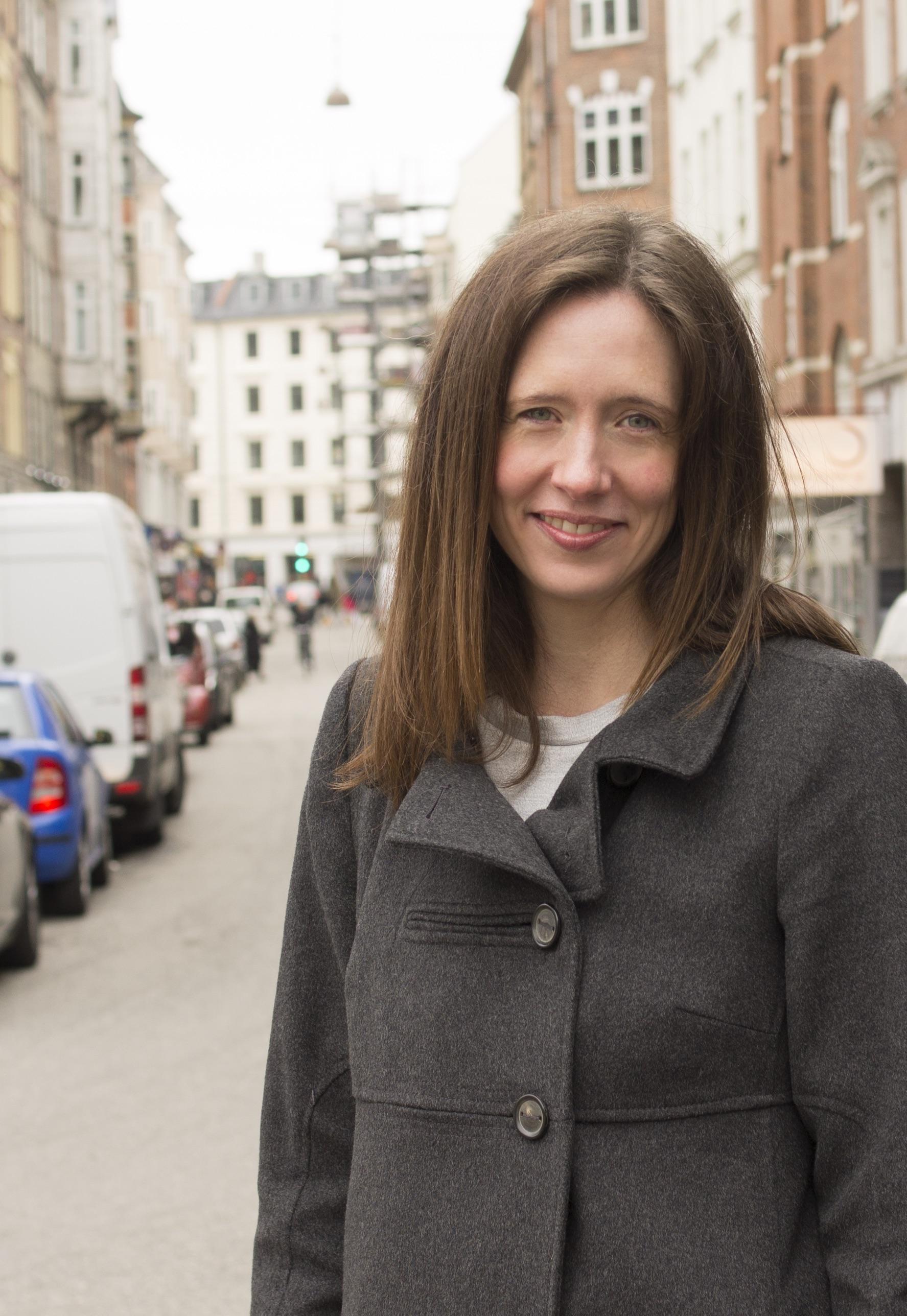 Louise Vogel Kielgast - associate at GEHL Architects