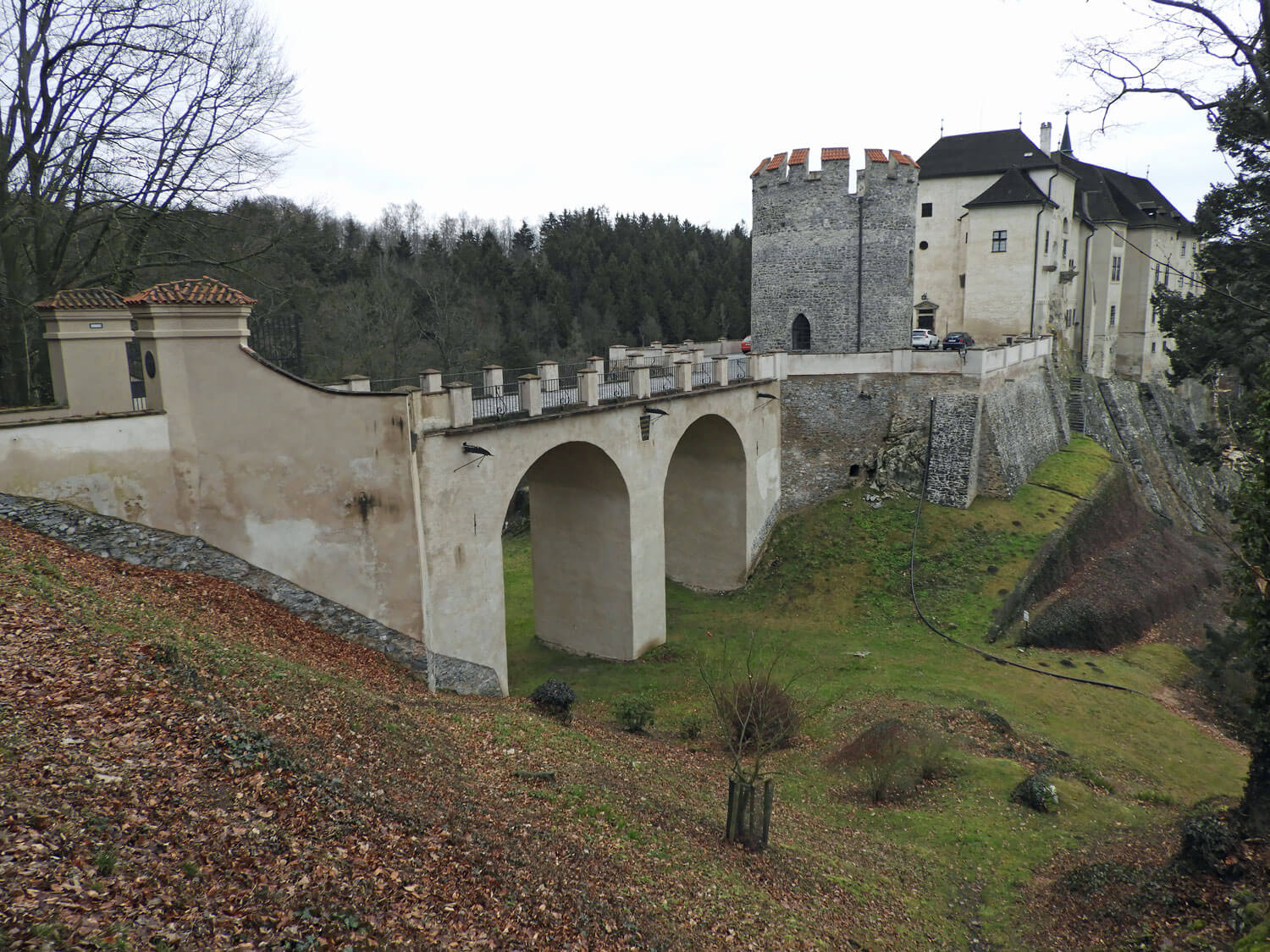 czech-cesky-sternberk-castle-bridge-tower-gate-private.jpg