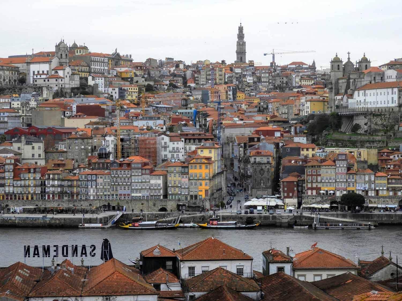 The Ribeira District, Gaia & The Douro River -