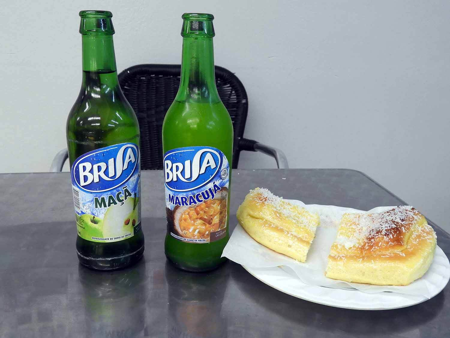 Drink Like a Local: Brisa Soft Drink - For the past 50 years Brisa has locally bottled carbonated tropical fruit juices. Brisa Maracujá was the world's frist soft drink produced from pure passion fruit juice.