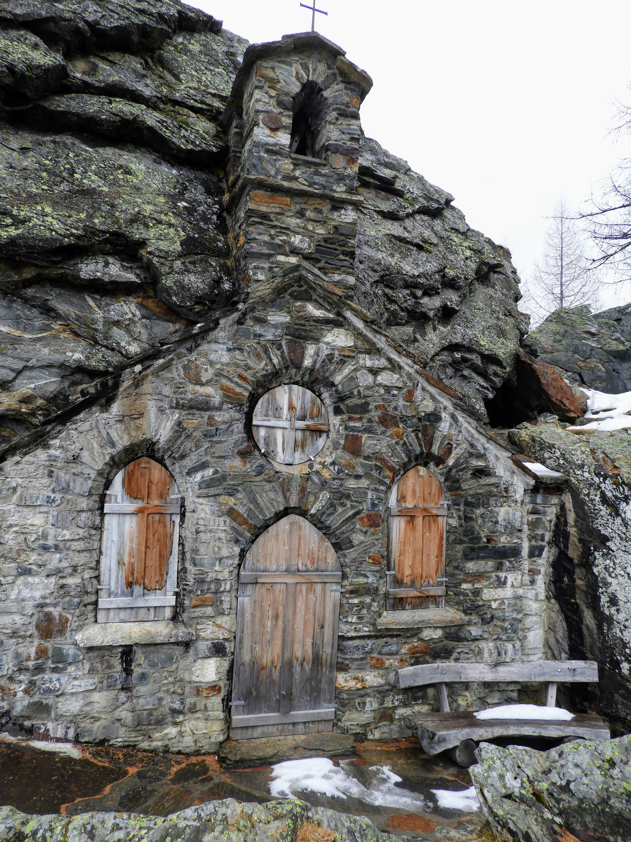 Felsenkapelle -