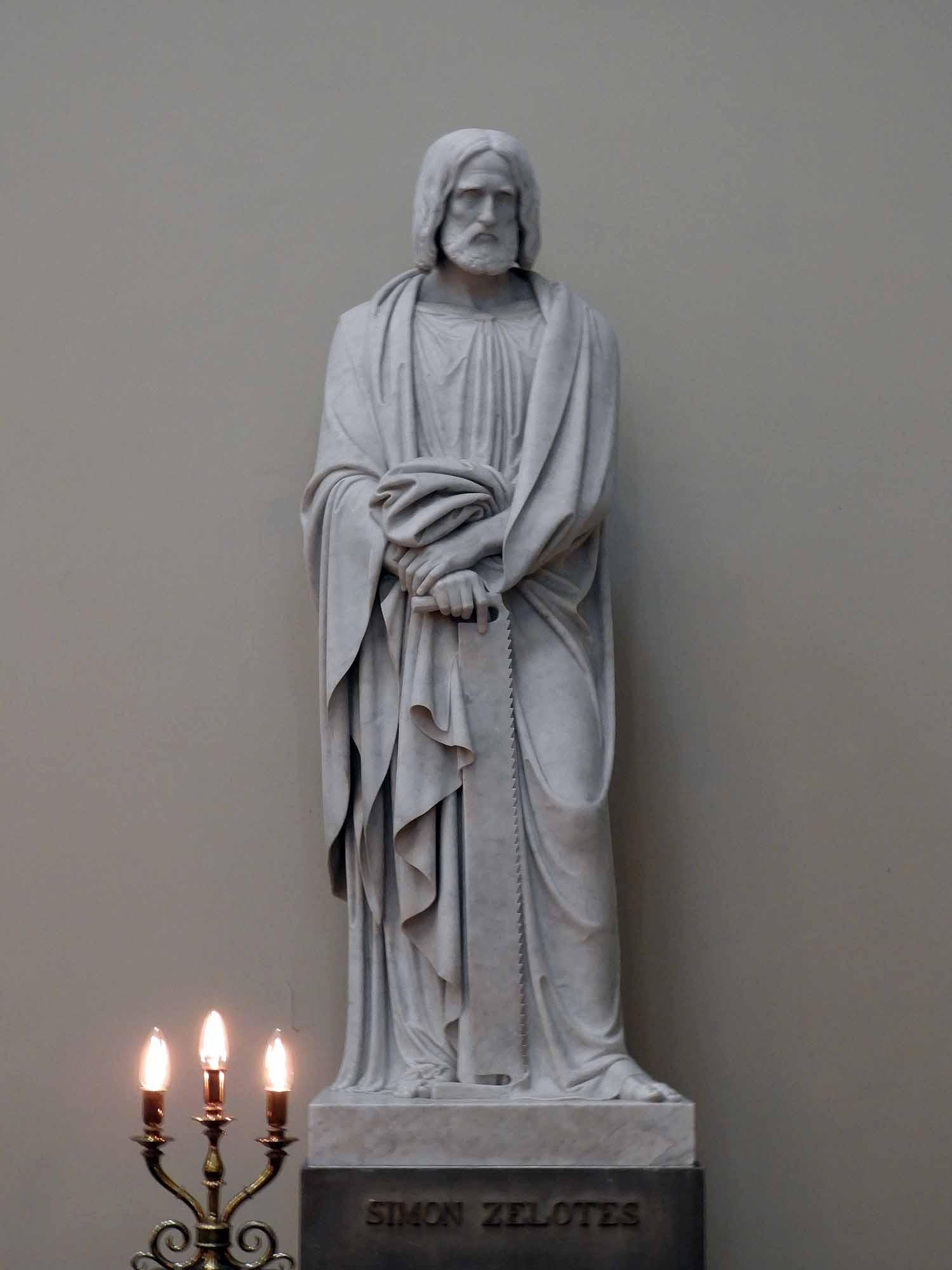 denmark-copenhagen-vor-frue-kirke-cathederal-apostle simon-zelotes-simon-zealot.JPG