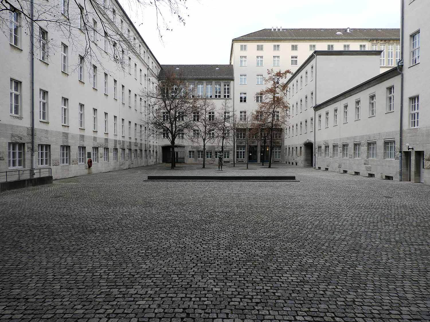 - Memorial to the German Resistance