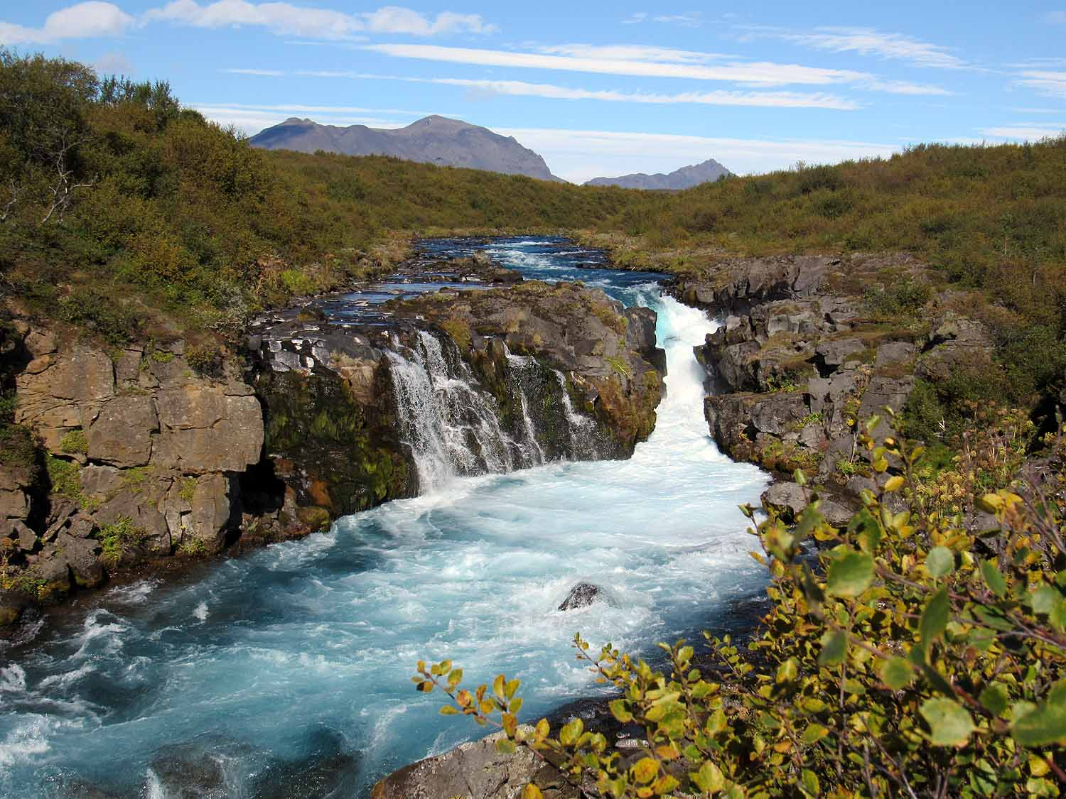 iceland-bruarfoss-waterfall-blue-water-lower-falls.JPG