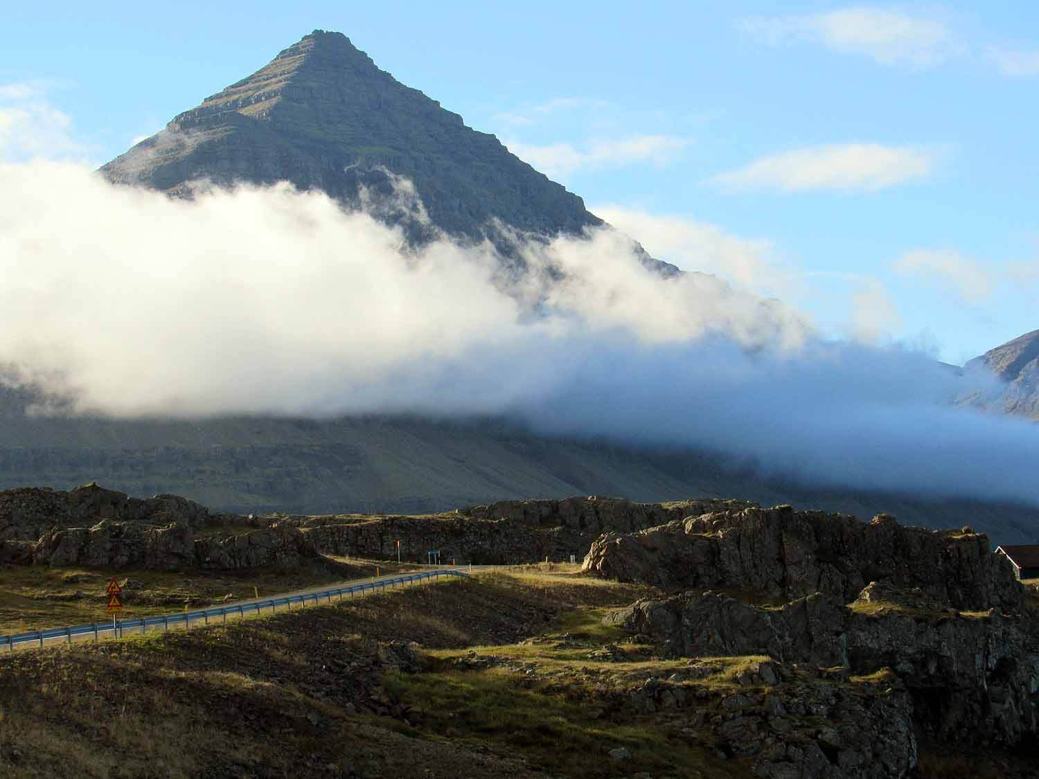 iceland-east-eastfjords-pyramid-mountain-fog-clouds.JPG