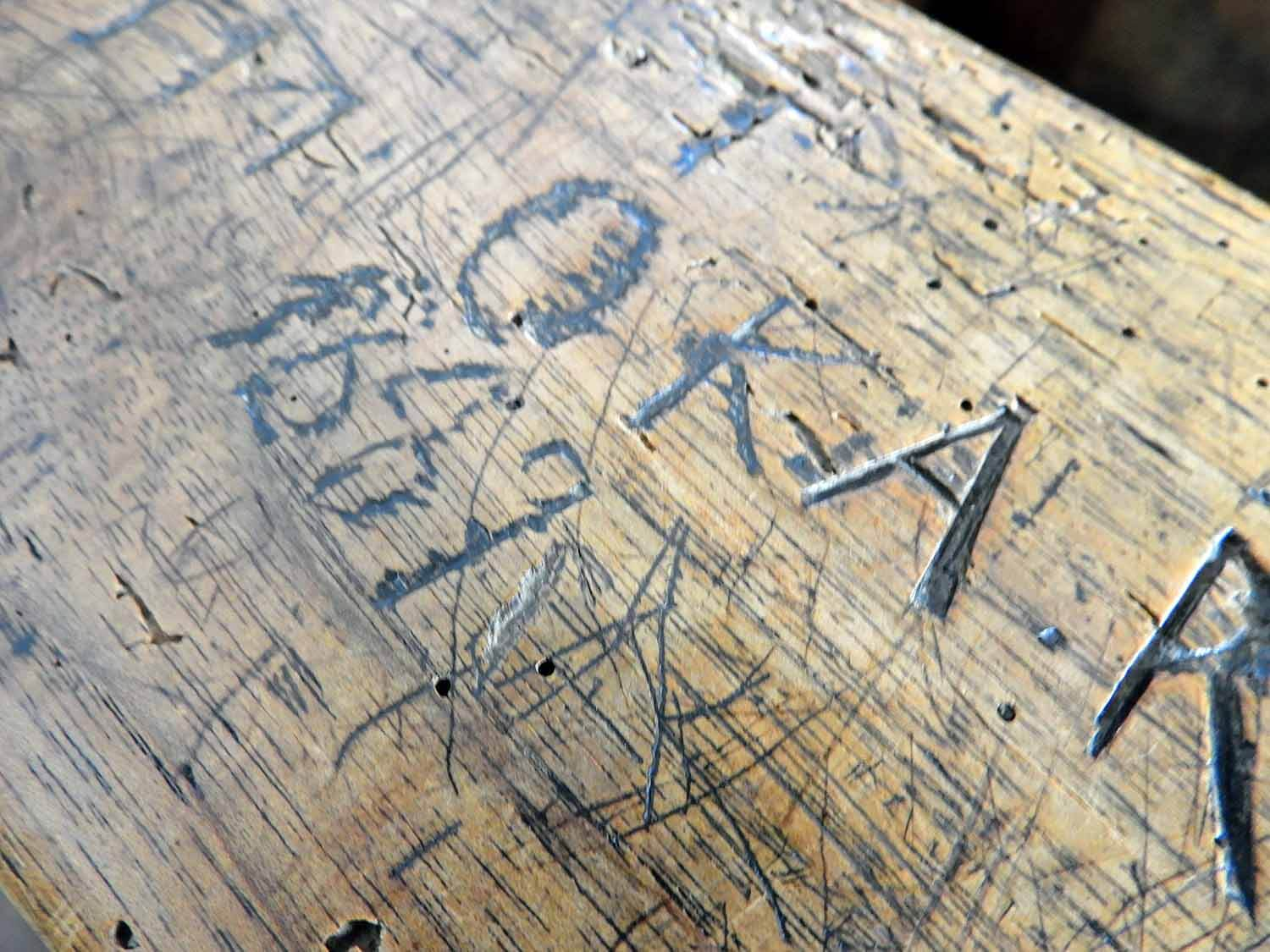 germany-salem-monastery-church-bench-grafitti.jpg