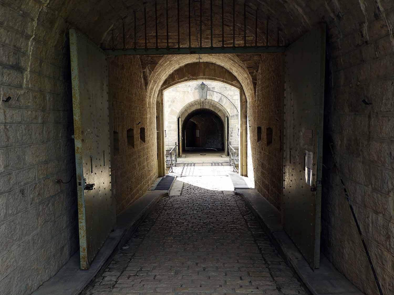 france-chateau-de-joux-interior-gate.JPG