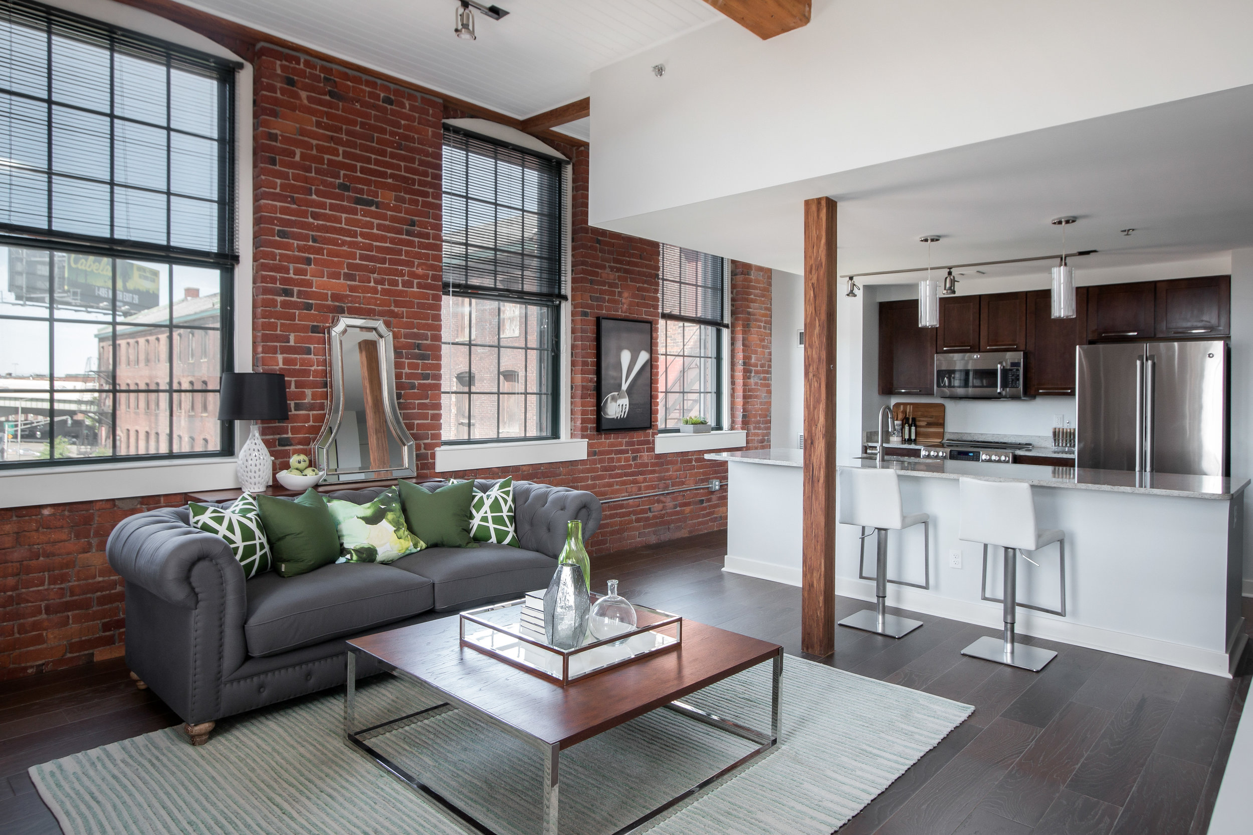 Canal Lofts - Worcester's Canal District