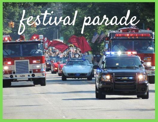 Kindleberger    Festival Parade