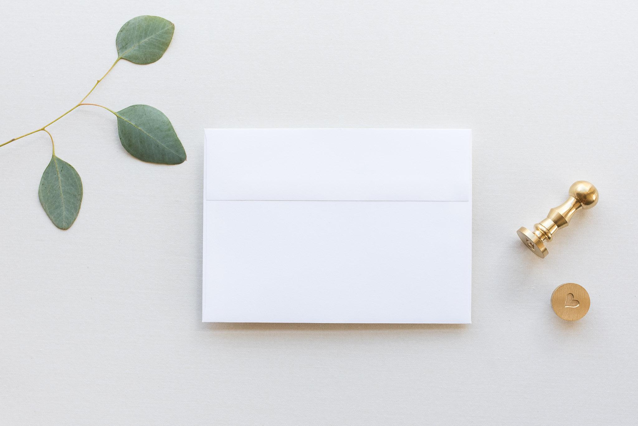 Invitation Mockup Simple