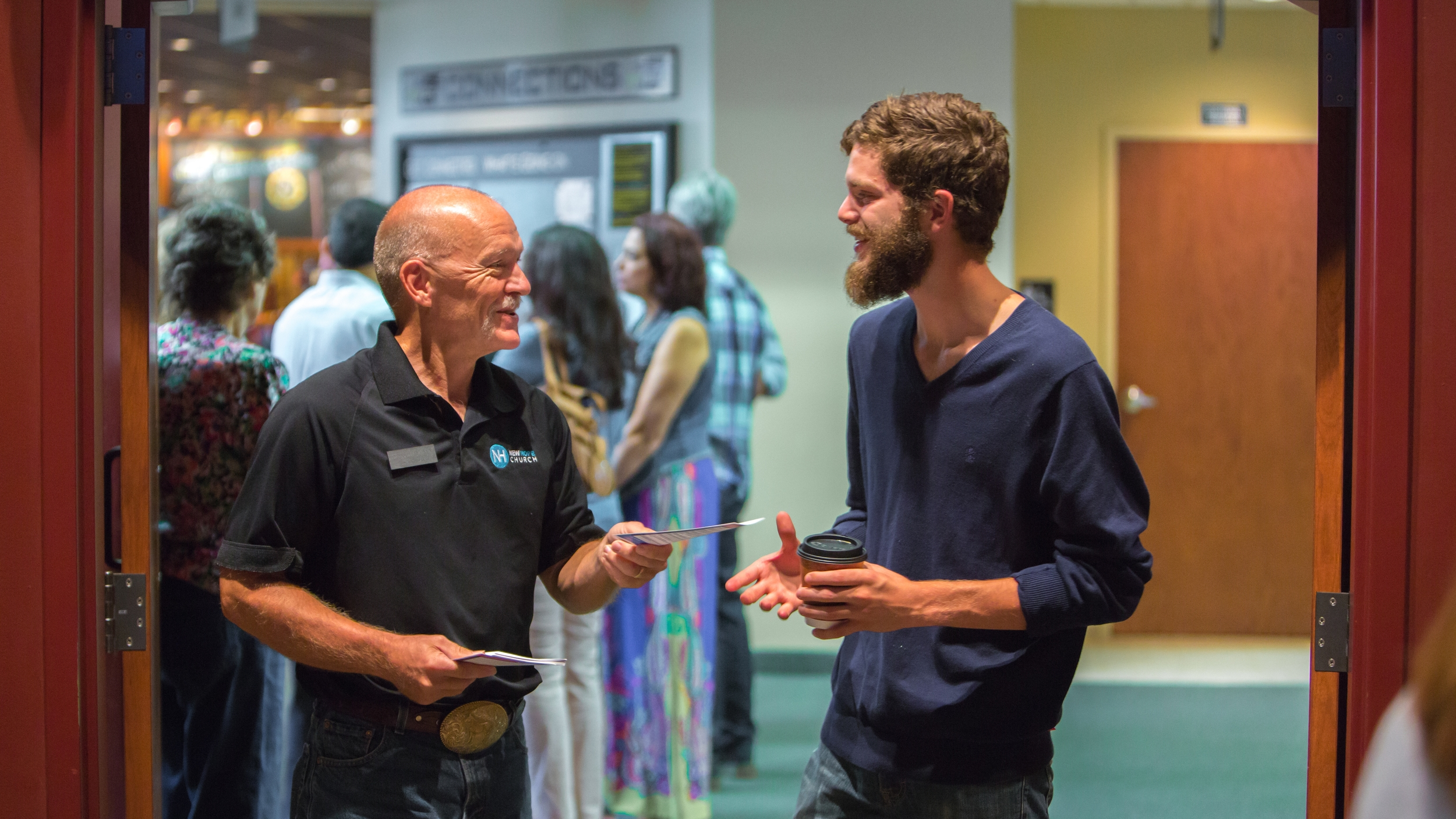 Volunteer - There are serving opportunities all throughout New Hope Church.Join us in furthering our mission and reaching more people for Jesus!
