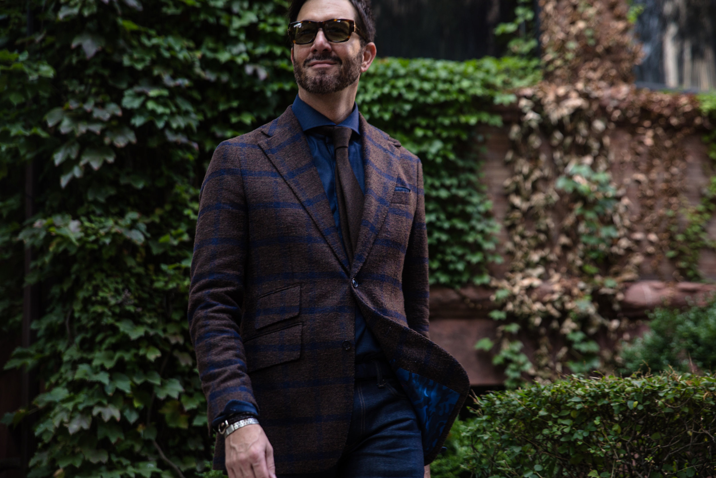 Daniel George custom sport coat
