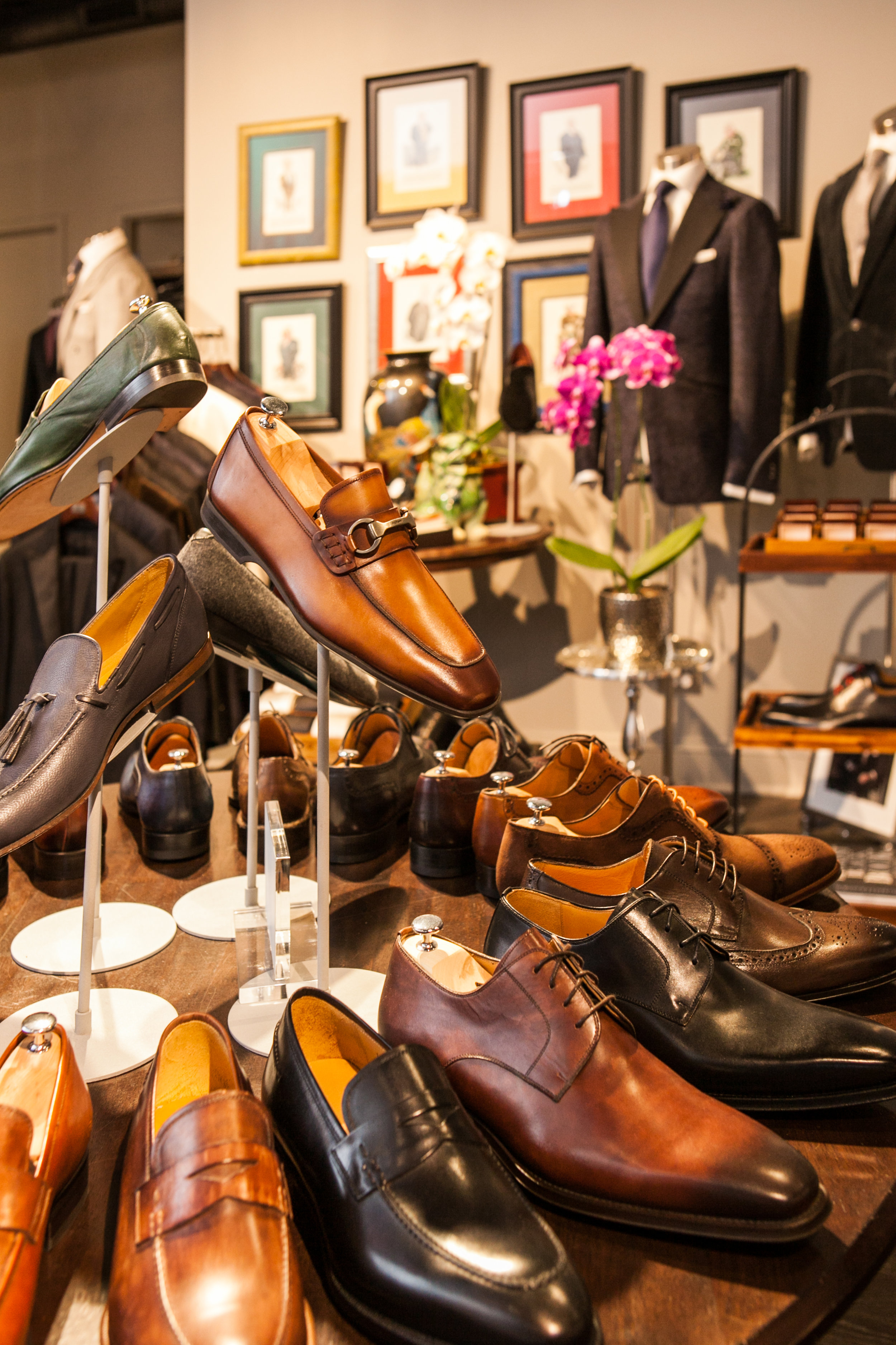 chicago showroom dress shoes