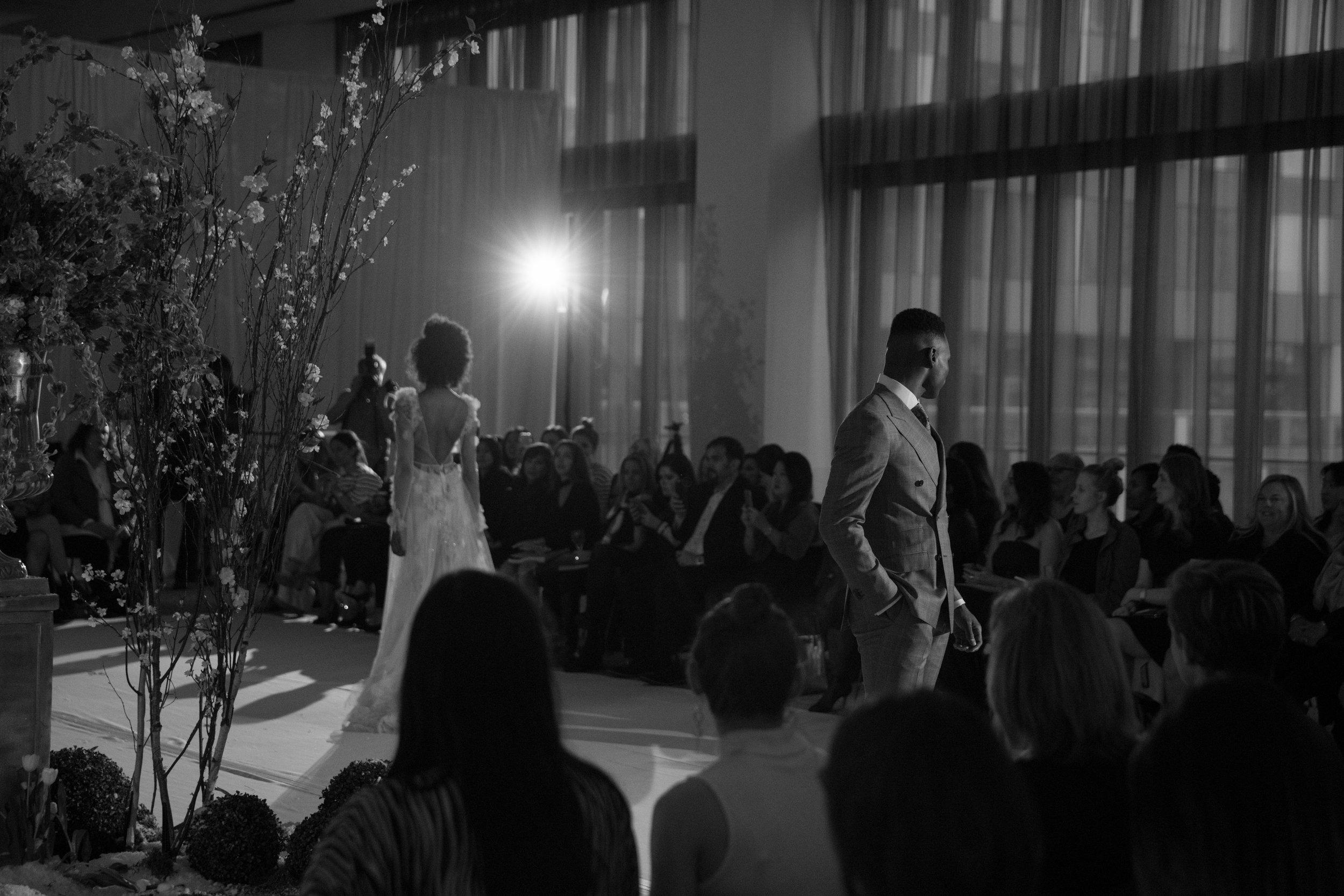 Daniel George Modern Luxury Fashion Show