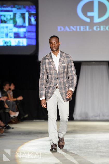 Daniel George Chicago custom sport coat
