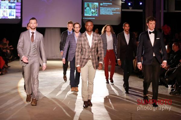 Daniel George Chicago custom suits