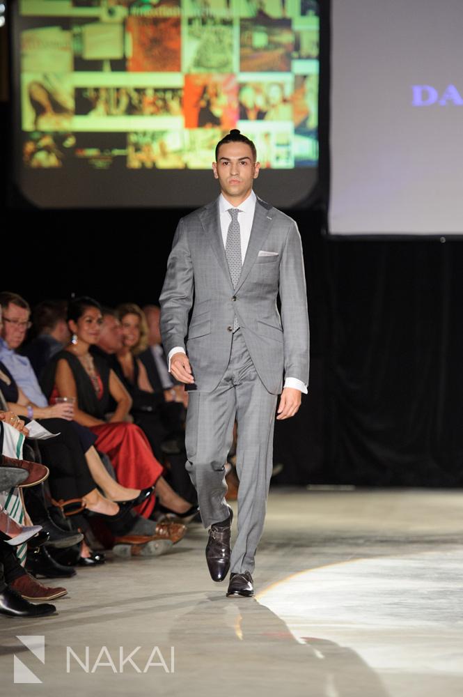 Daniel George Chicago custom suit