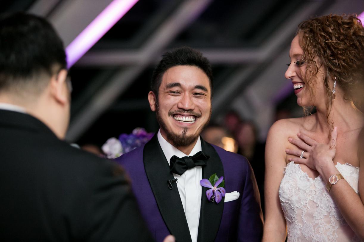 custom purple wedding tuxedo